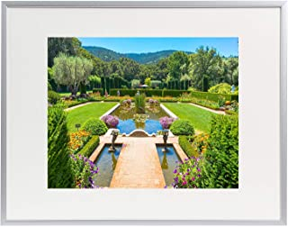 11x14 silver picture frame