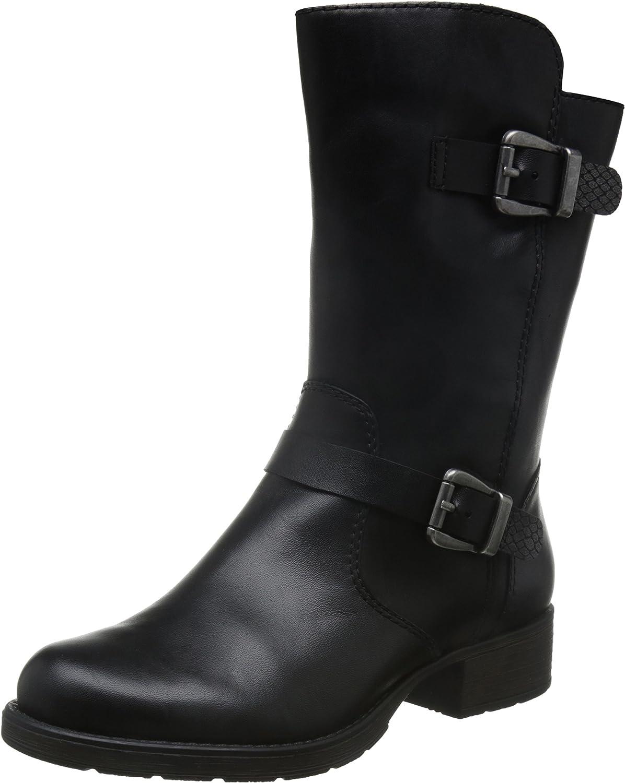 Rieker MID Boot Z9582-00 Black
