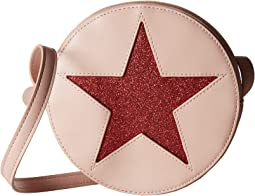 Glitter Star Crossbody