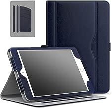 MoKo Case Fit iPad Mini 3/2/1, Slim Folding Stand Folio Cover Case Compatible with Apple iPad Mini 1/Mini 2/Mini 3, with Auto Wake/Sleep and Document Card Slots, Multiple Viewing Angles, Indigo