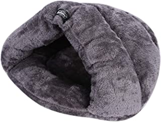 Pet House Bed Indoor Portable Soft Warm Winter Sleeping CushionMat Portable Room for Small Medium Dog Cat Animals
