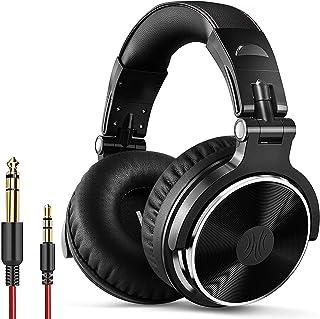 Auriculares para DJ OneOdio, auriculares de estudio, auricular sobre la oreja, auriculares estéreo de alta calidad con cab...