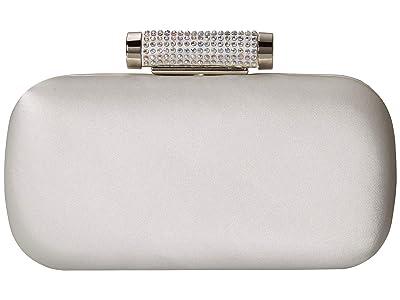 Nina Jora (Ivory) Clutch Handbags