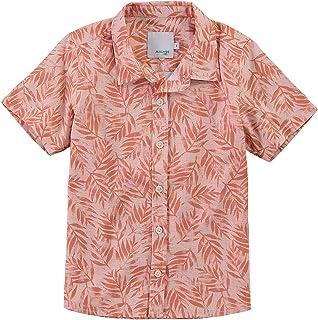 Camisa Infantil Folhagem, Malwee Kids, Meninos