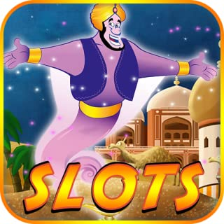 Magic Journey Genie Slots