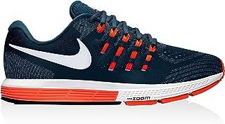 Nike Mens Air Zoom Vomero 11 XI Shoes New, Navy Blue/Orange 829639-401 sz 11.5 Wide