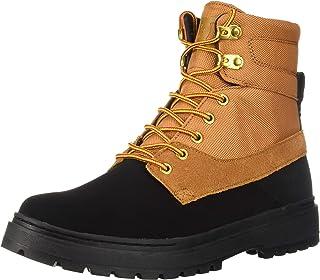 DC Shoes Mens Shoes Uncas Lace-Up Boots Adyb700023