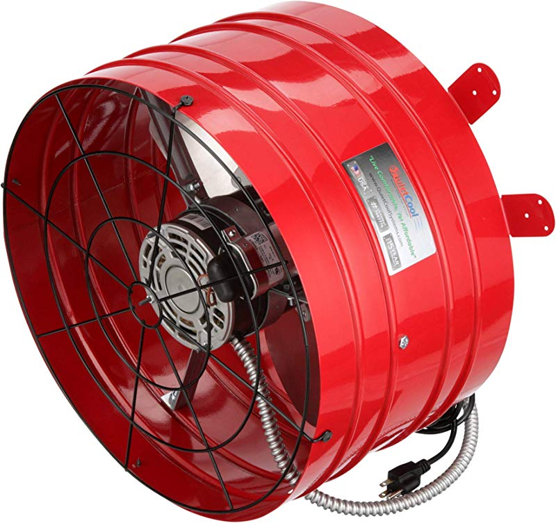 QuietCool AFG PRO 3 0 Attic Gable Fan Model