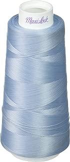 American & Efird AME54.32597 Lucerne Blue Maxi Lock Stretch Thread, 2000yd