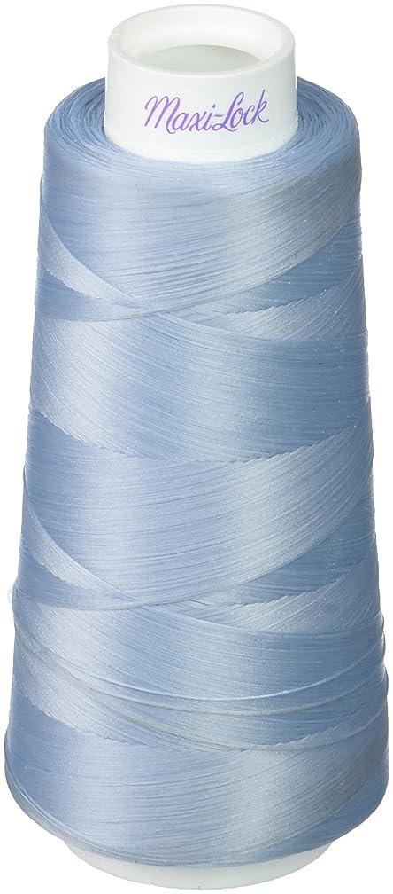 American & Efird AME54.32597 Lucerne Blue Maxi Lock Stretch Thread 2000yd