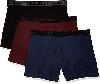 Men's 3-Pack Cotton Stretch Boxer Briefs