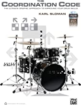 The Coordination Code: The Ultimate Graphic Approach to Improving Your Drum Skills, Book, Poster, & Enhanced CD