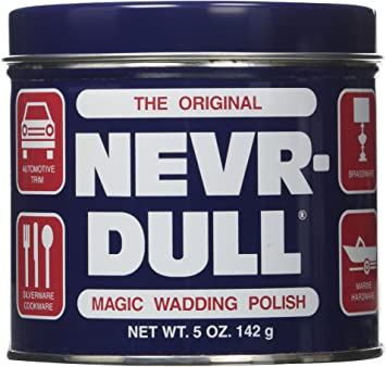 Nevr Dull NEVER DULL POLISH 5OZ: image