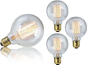 Kohlefadenlampe Glühlampe A60 12 Glühbirne Rustika 33W E27 Vielfachwendel ähnl
