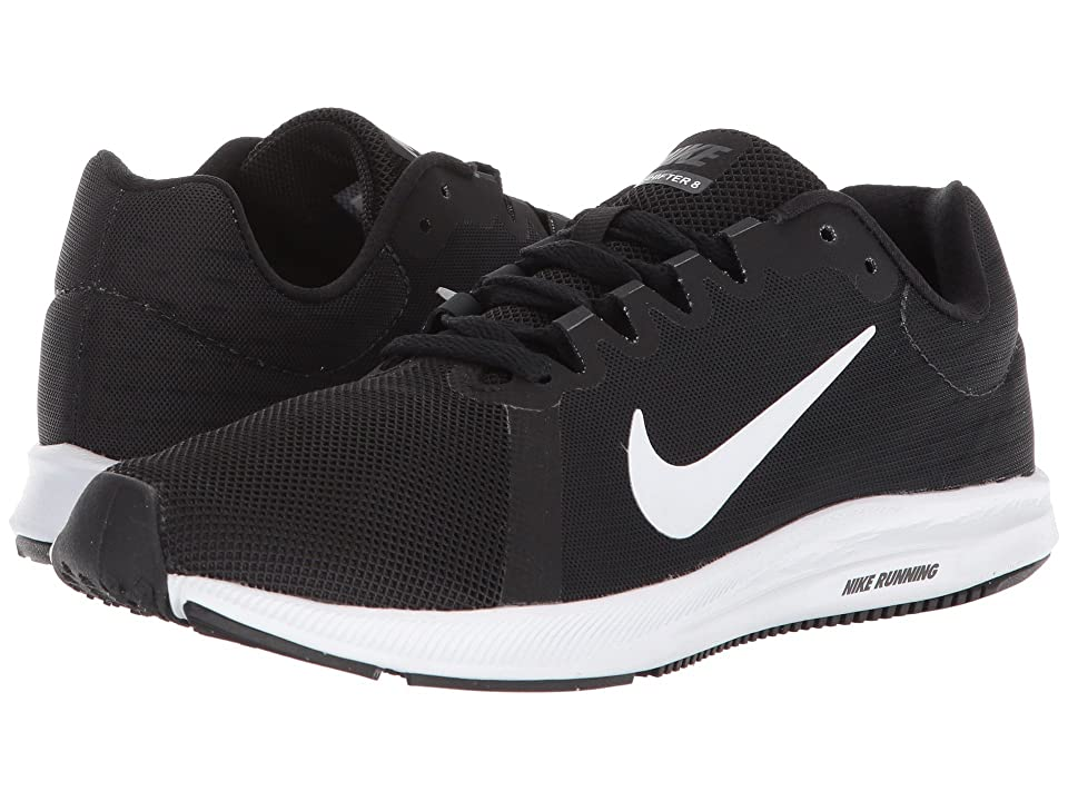 Nike Downshifter 8 (Black/White/Anthracite) Women