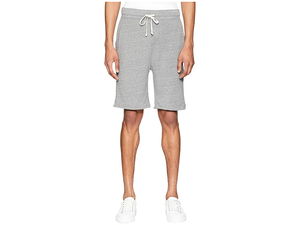 Alternative Eco Fleece Gym Shorts (Eco Grey) Men