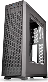 Thermaltake Core G3 ATX Slim Small Form Factor Tt LCS Certified Gaming Computer Case CA-1G6-00T1WN-00 , Black