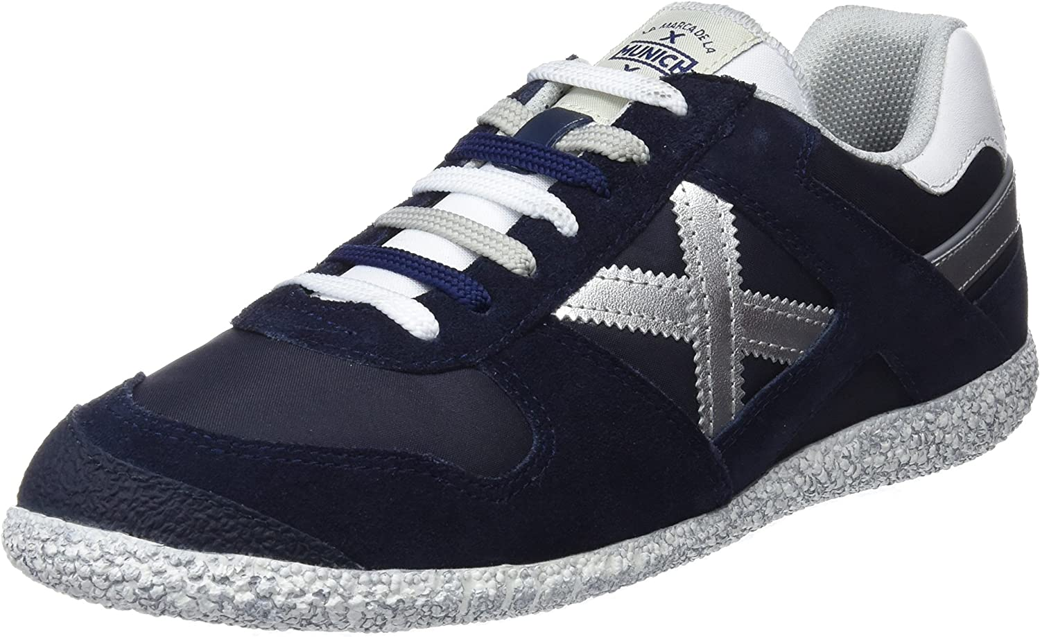 MUNICH Sneaker Goal 1373 bluee Navy