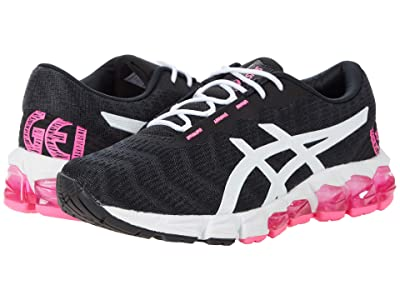 ASICS Kids GEL-Quantum 180 5 (Big Kid) (Graphite Grey/White) Girls Shoes