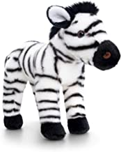 Keel Toys 25 Cm Zebra Stuffed Toy, For 3 Years