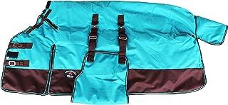 CHALLENGER 1200D Turnout Waterproof Horse Winter Blanket Heavy 583B