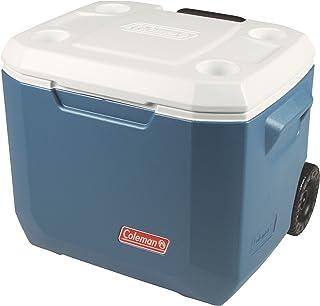Coleman 3000001840 Extreme Wheeled Cooler, Blue, 47 liter