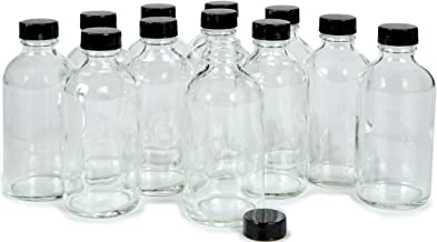 glass liquid bottles