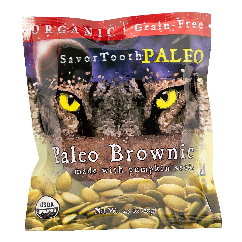 Savor Tooth 4 years warranty Paleo Brownie price Gluten-Free Grain-Free Organic