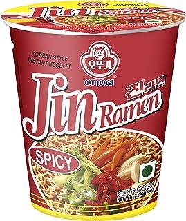 Jin Ramen Cup Noodles Pouch, 65 g