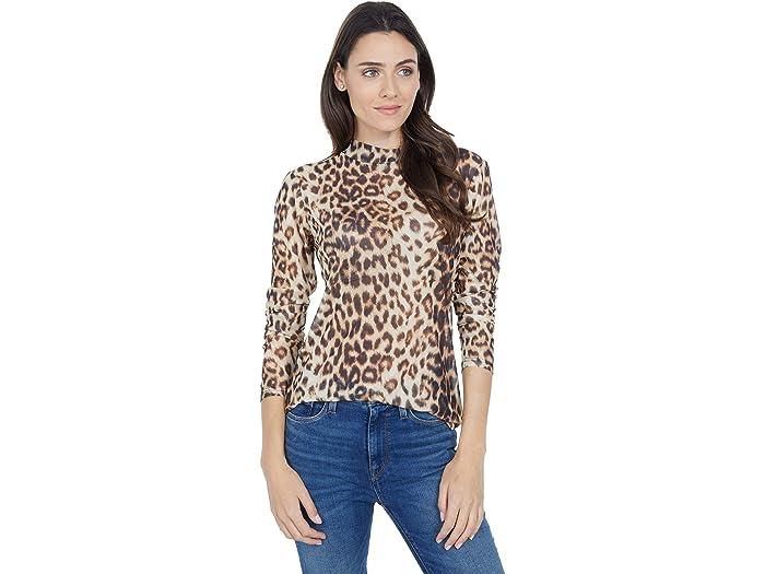 Double D Ranchwear Tiger Cat Tee Shirt