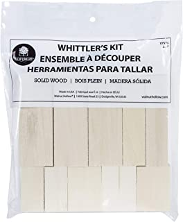 Walnut Hollow 10 Piece Whittlers Carving Kit