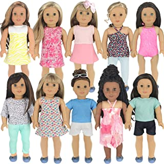 Best doll clothes 18 inch Reviews