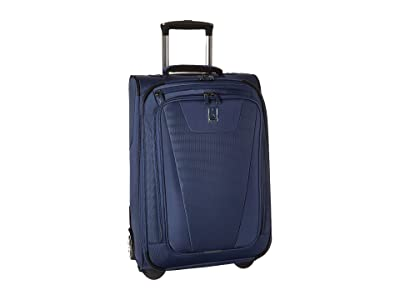 Travelpro Maxlite(r) 4 22 Expandable Rollaboard (Blue) Luggage