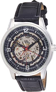 Akribos XXIV Casual Watch Analog Display Automatic Movement for Men