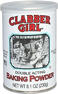 Clabber Girl, Baking Powder, 8.1 oz