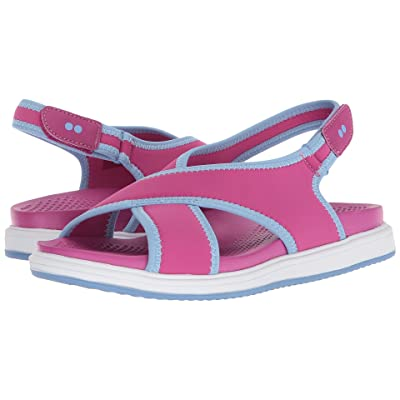 Ryka Leisure (Bougainvillea/Robin Blue) Women