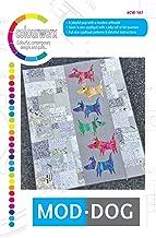 Mod Dog Quilt Pattern by Linda & Carl Sullivan from Colourwerx - 53