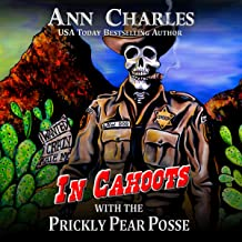 In Cahoots with the Prickly Pear Posse: Jackrabbit Junction Mystery Series, Book 5