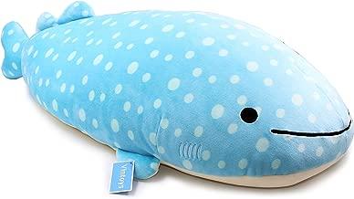 Vintoys Very Soft Blue Whale Shark Big Hugging Pillow Plush Doll Fish Plush Toy Stuffed Animals 27