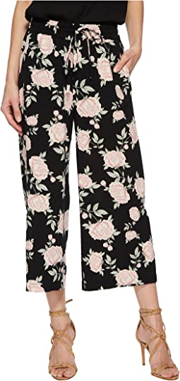 kensie - English Roses Pants KS3K1230