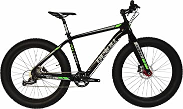 BEIOU 2017 Full Carbon Fat Tire Bicycle Fat Mountain Bike 26 Inch 4.0