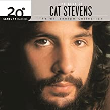 The Best Of Cat Stevens 20th Century Masters The Millennium Collection