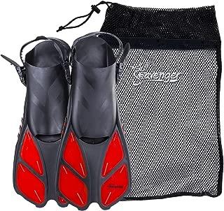 Seavenger Torpedo Snorkeling Fins for Travel