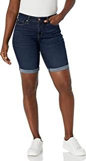 Women's Mid-Rise Bermuda Shorts