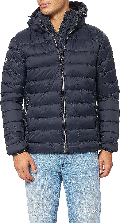 Superdry Classic Fuji Puffer Jacket Chaqueta para Hombre