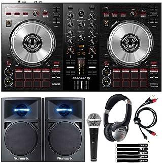هدفون Pioneer DDJ-SB3 Serato DJ Controller Starter Packer / بلندگوها