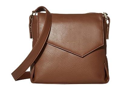 Matt & Nat Monkland Dwell (Brick) Handbags