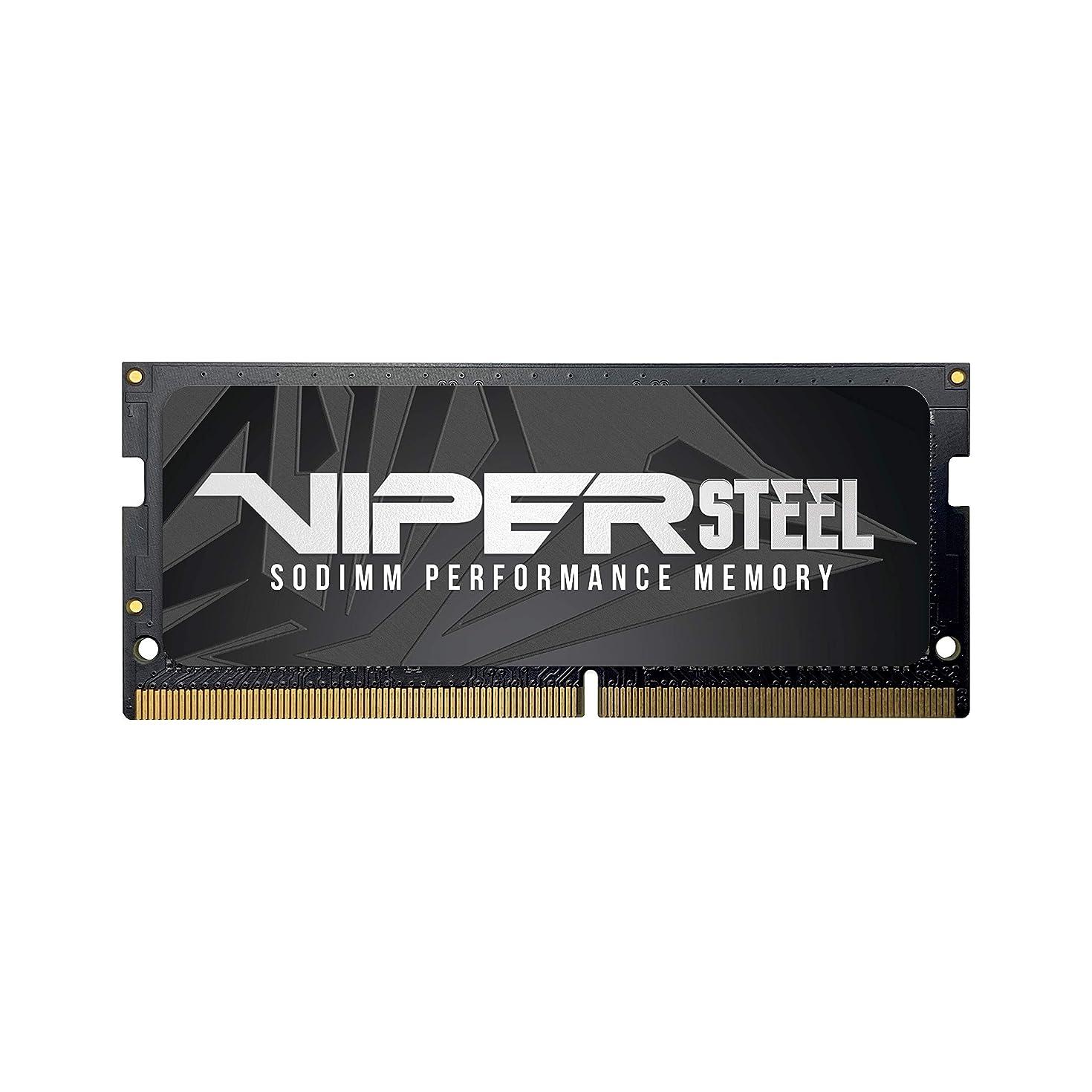 Patriot Viper Steel DDR4 16GB 2666MHz CL18 SODIMM Memory Module