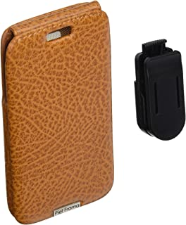 Piel Frama iMagnum Wallet Case for Samsung Galaxy S7 - Iforte Tan