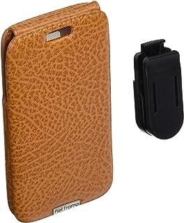 Piel Frama iMagnum Wallet Case for Samsung Galaxy S7 - Iforte Tan